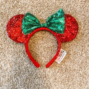 Disney Parks Christmas Ears